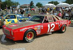 1973 Chevrolet Chevelle Laguna NASCAR - Classic Car Values