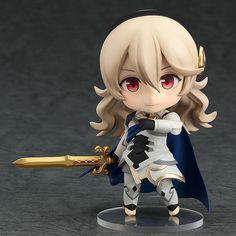 Buy PVC figures - Fire Emblem Fates PVC Figure - Nendoroid Corrin (Female) - Archonia.com