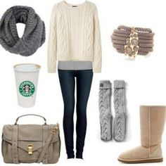 Great fall/winter outfit