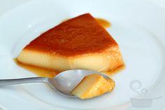 receita prática e maravilhosa de pudim de leite em pó Cantaloupe, Panna Cotta, Fruit, Ethnic Recipes, Easy, Desserts, Brazilian Recipes, Blog, Gift Ideas
