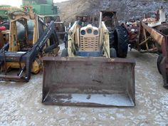 Ford 4000 tractor salvaged for used parts. This unit is available at All States Ag Parts in Downing, WI. Call 877-530-1010 parts. Unit ID#: EQ-25406. The photo depicts the equipment in the condition it arrived at our salvage yard. Parts shown may or may not still be available. http://www.TractorPartsASAP.com