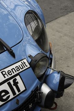 Industrial Design Trends and Inspiration - leManoosh Classic Sports Cars, Classic Cars, Sport Cars, Race Cars, Super Cars Images, Alpine Renault, Bike Accessories, Rally Car, Ford Gt