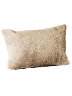 Netro Lumbar Pillow, Smoke