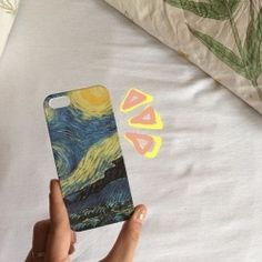 Art case discovered by 🖤 on We Heart It Art Hoe Aesthetic, Art Case, T Art, Yellow Painting, Pretty Photos, Vincent Van Gogh, Aesthetic Pictures, Doodles, Phone Cases