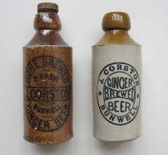 Ginger Beer de Mrs Beeton