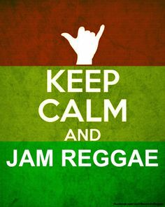 reggae...yes sir