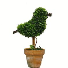 cool  High end quality and workmanship! Creative artificial tree based on bird. Great for use in home, commercial spaces, hotels, casinos, shopping malls,coffee house   https://www.silkyflowerstore.com/product/vgia-artificial-potted-plant-for-home-decorgreen-bird-boxwood9-0inch/