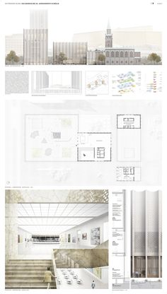 The museum of the century. The museum of the century. Architecture Drawing Plan, Architecture Panel, Cultural Architecture, Architecture Graphics, Classic Architecture, Architecture Design, Presentation Board Design, Architecture Presentation Board, Architectural Presentation
