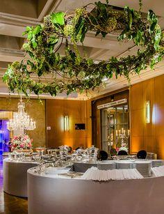 Aniversário da Villa Jockey com decoração clássica-contemporânea - Constance Zahn | Casamentos