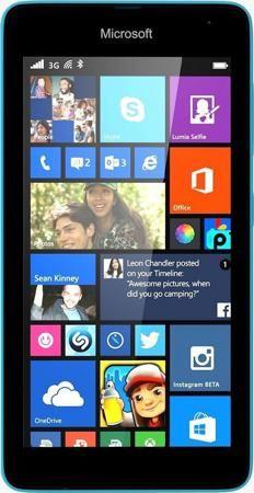 Microsoft Lumia 640 LTE Cyan  — 10490 руб. —  Сенсорный экран. Операционная система: windows phone 8.1. Слот для карты памяти. FM-радио. Поддержка 3G (UMTS). Bluetooth. Поддержка Wi-Fi. Навигация GPS. Навигация ГЛОНАСС. Поддержка 4G. Аудиоплеер. Смартфон
