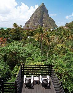 Hotel Chocolat, St. Lucia