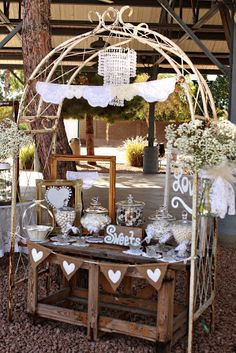 Candy bar rental from Embellished Occasions Mesa, Arizona