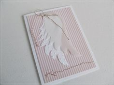 Kommunionkarten mit meinen neuen Stempelchen..........