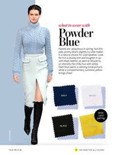 Powder Blue