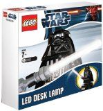 Lego UT21258  Star Wars Darth Vader LED Schreibtischlampe