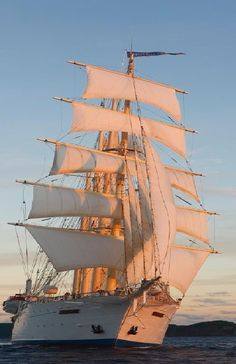 One day I will sail the seas on a beauty like this.