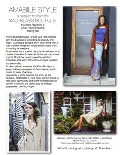 AMABILE STYLE introduces you to THE KALI KLASS BOUTIQUE — AMABILE STYLE Happy Fall, Happy Thanksgiving, Eclectic Taste, News Blog, A Boutique, How To Introduce Yourself, Autumn Fashion, Shit Happens, Creative
