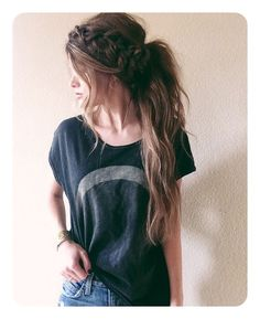 63 Cool Boho Hairstyles You Are Sure to Love // #Boho #Cool #Hairstyles #Love #Sure
