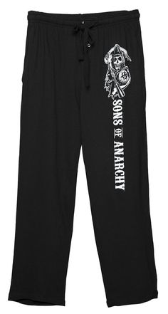 Sons of Anarchy Pajama Pants - Men's Lounge Pants #SOA #jax #reaper