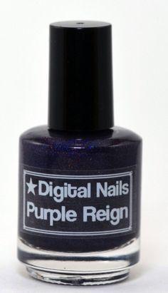 Purple reign- blurple holo