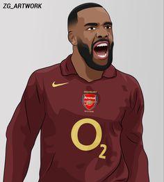 Fifa, Arsenal, Illustration, Soccer, Football Art, Football Drawings, Illustrations