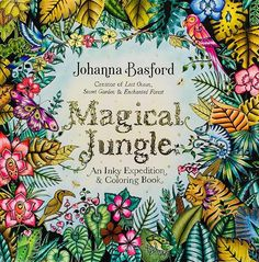 Inspirational Coloring Pages by @tpetina999 #magicaljungle… --> If you're…