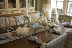 CHD Custom designed dining room.