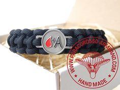ARMBAND BLUTGRUPPE A RH+ /  BRACELET BLOOD TYPE A RH+ Belt, Bracelets, Blood, Accessories, Wristlets, Belts, Bracelet, Arm Bracelets, Bangle
