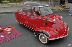 Messerschmitt KR200 ou KR 175 (?) Cabin Scooter - Atomic Samba.