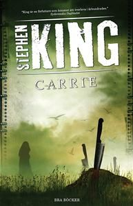 http://www.adlibris.com/se/product.aspx?isbn=9170028133   Titel: Carrie : en rysare om det undermedvetnas krafter - Författare: Stephen King - ISBN: 9170028133 - Pris: 61 kr