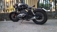 bmw r45 by RGC Robb's Garage Custom