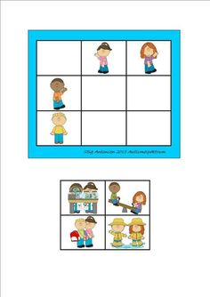 Y Sequencing Activities, Kindergarten Activities, Visual Perception Activities, Brain Teasers For Kids, Montessori Math, Logic Puzzles, Early Literacy, Teaching Materials, School Counseling