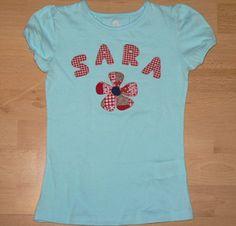 d97345764 8 excelentes imágenes de Camisetas con nombres de niños