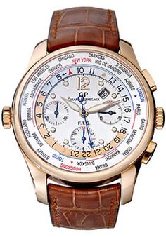 Girard-Perregaux Financial Chronograph