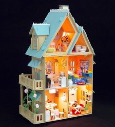 1000 Images About Upcycle Dollhouse Stuff On Pinterest
