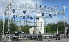 Infinity Truss & Stage Co., Limited,Product Description  This stage truss is suitable as a lighting support at entertainment events such as concerts and it can also be commonly used during exhibitions. We carry an extensive range of superior quality aluminium truss systems, towers, roofs and stages of any shapes and sizes custom-made for entertainment, exhibition, mobile and display applications. Our dedicated and highly experienced team of aluminium specialists is able to assist you in…