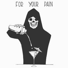 18 Ideas For Dark Art Tattoo Demons Shadows Art Sombre, Art Noir, Dark Art Tattoo, Arte Obscura, Dark Art Drawings, Skeleton Art, Dope Art, Gothic Art, Skull Art
