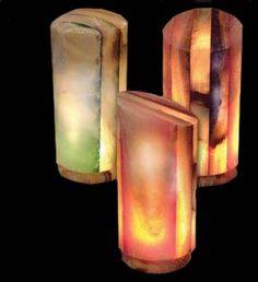 natural crystal salt lamps