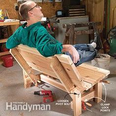 After you finish building the back, test the feel of the bench. Diy Bench, Diy Chair, Backyard Projects, Wood Projects, Woodworking Plans, Woodworking Projects, Cedar Bench, Making A Bench, Wooden Garden Benches