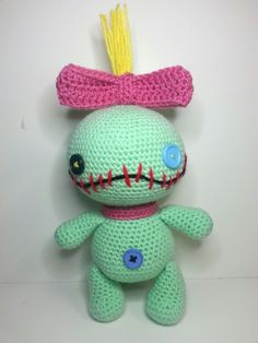 Scrump by Heartstringcrochet.deviantart.com on @deviantART