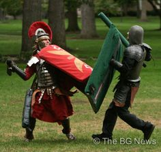Is it weird that Larping is on my bucket list? (: