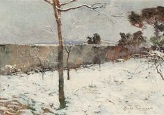 View Paesaggio invernale by Adolfo Tommasi on artnet. Browse upcoming and past auction lots by Adolfo Tommasi. Winter Landscape, Landscape Paintings, Tower, Art, Winter Scenery