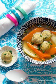 Matzen-Knödel-Suppe