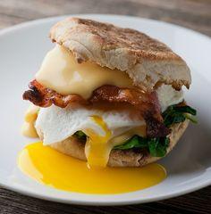 Classic Breakfast Sandwich   Community Post: 19 Breakfast Sandwiches That Will Change Your Life