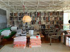 "smallspacesblog: "" Vuokko Nurmesniemi's House """
