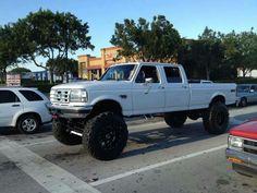that's a TruckNow that's a Truck Big Ford Trucks, Old Dodge Trucks, Lifted Ford Trucks, Cool Trucks, Ford Diesel, Diesel Trucks, Ford Obs, Country Trucks, Classic Trucks