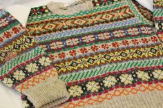 Fair Isle from the 70's