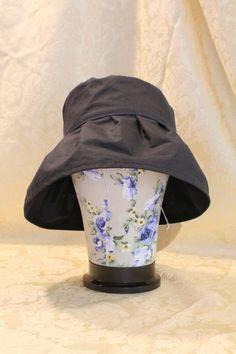f47708e8324 Jaxon   James Nylon Rain Bucket Hat - Black