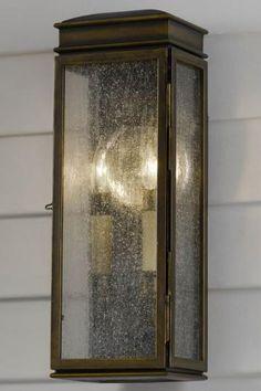 Wilhelm Outdoor Wall Lantern