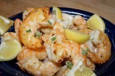 Grilled Shrimp with Lemon - Powered by @ultimaterecipe